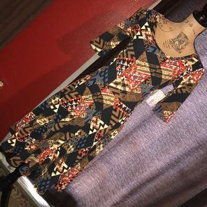 LuLaRoe NWT NICOLE dress